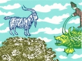 Ward_Parable of the Floating Goat_Blog