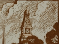 Ward_Clock Tower_2008_30x20cm_relief print_blog